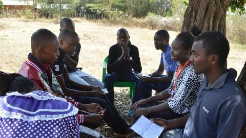 MWANGAZA TRUST HOLIDAY MENTORSHIP PROGRAMS